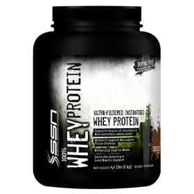 SSN Whey Protein 2kg - Chocolate