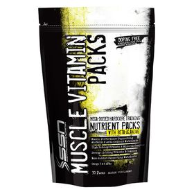 SSN Muscle Vitamin Pack