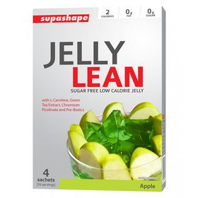 Supashape Lean Jelly - Apple