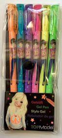 Top Model Gel Pen Set