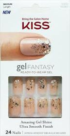 Kiss Gel Fantasy Nails Fanciful