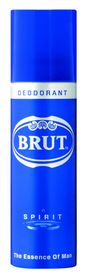 Brut Spirit Body Spray 120ml