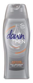 Dawn For Men Active Body Lotion 200ml