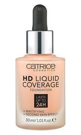 Catrice HD Liquid Coverage Foundation - 020