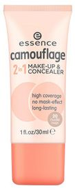 Essence Camouflage 2-In-1 Make-up & Concealer - 20