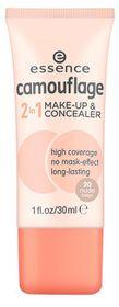 Essence Camouflage 2-In-1 Make-up & Concealer - 20