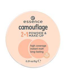 Essence Camouflage 2-In-1 Powder & Make-up - 30
