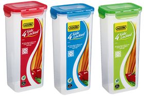 Addis - 4 Sided 2.3 Litre Canister - Assorted