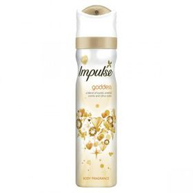 Impulse Body Spray Goddess - 75ml