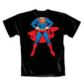 Superman - Full Body - T-Shirt (Small)