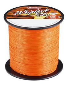 Berkley - Whiplash Line Braid Orange - 13.6kg