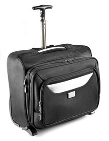 Creative Travel Manhattan Tech Trolley Bag - Black