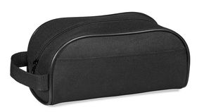 Creative Travel Beaumont Mens Toiletry Bag - Black