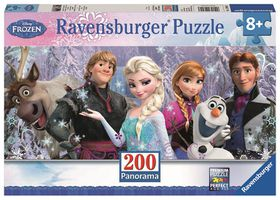 Ravensburger Frozen Friends Panoramic Puzzle