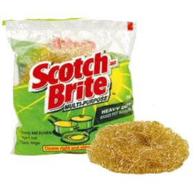 Scotch-Brite - Brass Scourers