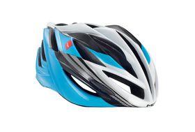 MET Forte Helmet - Blue / Black / White- Size: Medium