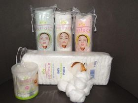 Surface Beauty Care Luxury Cotton Cleansing Set
