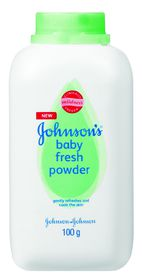 Johnson's Baby - Powder Fresh - 100g