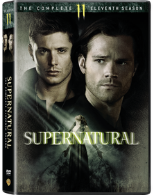 Supernatural Season 11 (DVD)