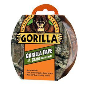 Gorilla - Tape Camo - 48mm x 8.2m