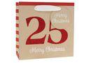 Christmas Sparkle CD Small Square Bag