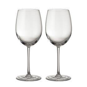 Jamie Oliver - Waves 580ml Wine Glasses - Set Of 2