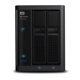 WD My Cloud PR2100 4TB NAS Storage Drive