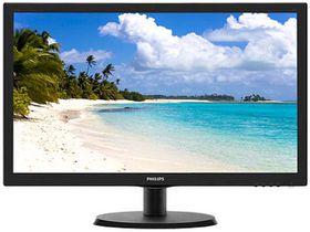 """Philips 21.5"""" LED Monitor - Black"""