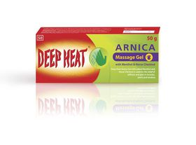 Deep Heat Arnica Gel - 50