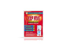 Deep Heat Pain Patch - 1 Piece