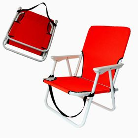 Eco - Beach Chair - Red