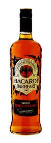 Bacardi - Oakheart - 750ml