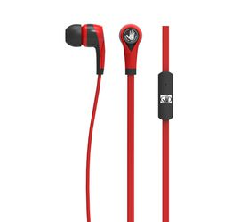 Body Glove Speed In-Ear Headphones - Red
