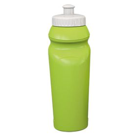Eco - 500ml Curved Design Water Bottle - Green