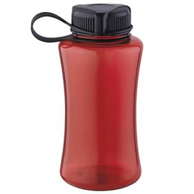 Eco - 800ml Screw Top Triton Water Bottle - Red