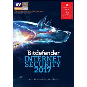 Bitdefender 2017 Internet Security 4 user