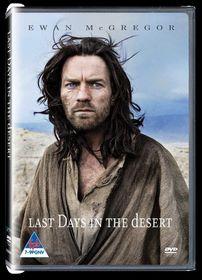 Last Days In The Desert (DVD)