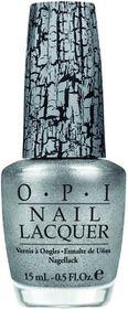 OPI Silver Shatter - 15ml