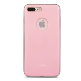 Moshi iGlaze Case for Apple iPhone 7 Plus - Blush Pink
