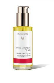 Dr. Hauschka Body Oil Lemon Lemongrass Vitalising - 75ml