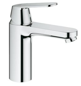 Grohe - Eurosmart Cosmopolitan With Pop-Up Waste Basin Tap - Medium High Spout