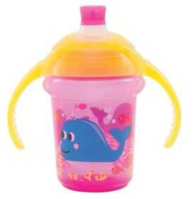 Munchkin - Click Lock Decorated Trainer Cup