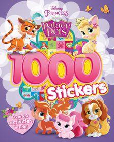 Disney Palace Pets 1000 Sticker & Activity Book