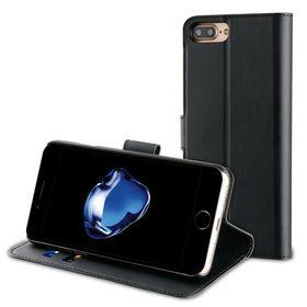 Muvit Folio Wallet For iPhone 7 Plus - Black
