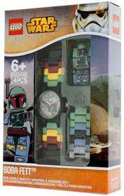 Lego Kids Mini Fig Watch Boba Fett