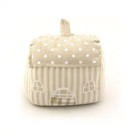 Pamper Hamper - Fabric Door Stop - Beige