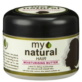 My Natural Hair Moisturizing Butter - 125ml
