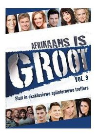 Afrikaans Is Groot Vol 9 (DVD)