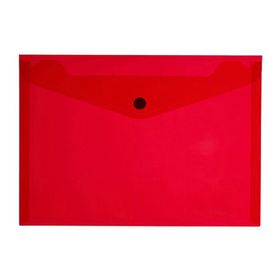 Meeco A5 Carry Folder - Red