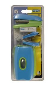 Rapid F5 Mini Set - Blue/Green